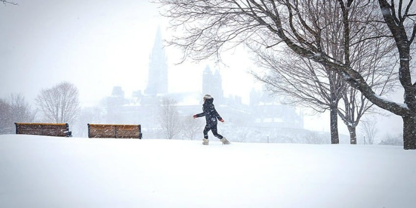 healthy ottawa winter