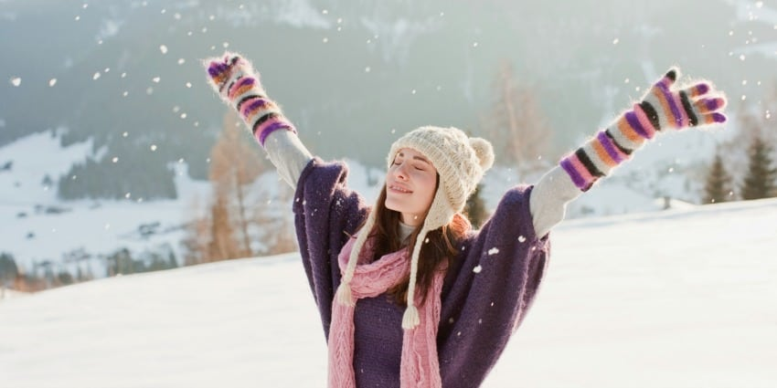 Noticing and Savouring the Positive to Help You Get Through Winter