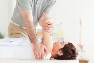 Osteopathic Manual Practitioner Position